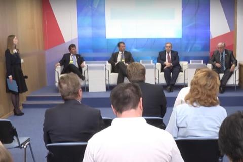 Крым принимает делегацию изГермании