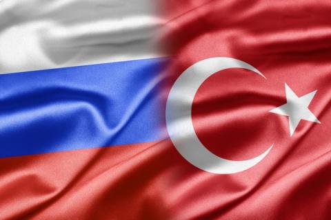 Делегация турецких предпринимателей иполитиков прибыла вКрым