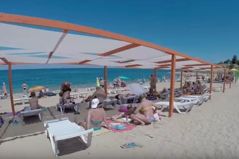 Всезоне 2017 Крым рассчитывает принять 6 млн туристов