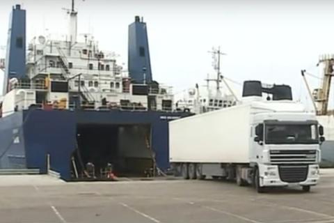 Крым возобновляет паромное сообщение сТурцией