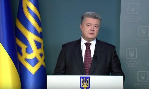 Порошенко: безвизовый режим сЕС— шаг квозвращению Крыма
