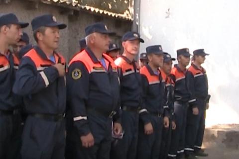 В Крыму турист провалился в преисподнюю и остался жив