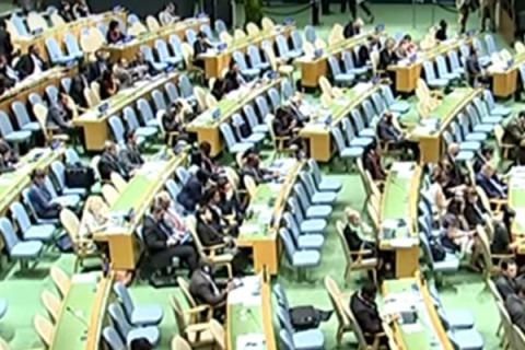 Резолюция ООН поКрыму запрещаетРФ призывать крымчан вармию
