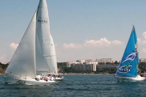 Напарусный туризм вКрыму истратят больше 6 млрд.